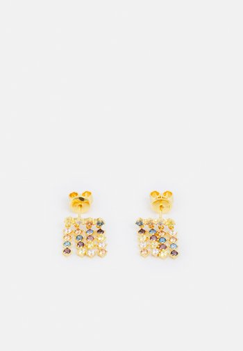 WILLOW - Earrings - gold-coloured