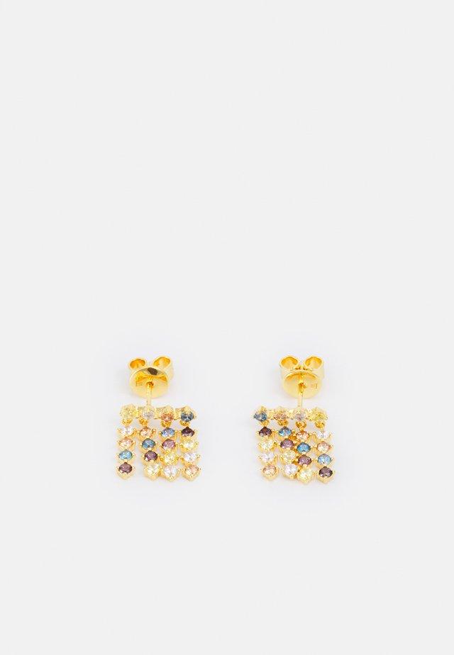 WILLOW - Boucles d'oreilles - gold-coloured