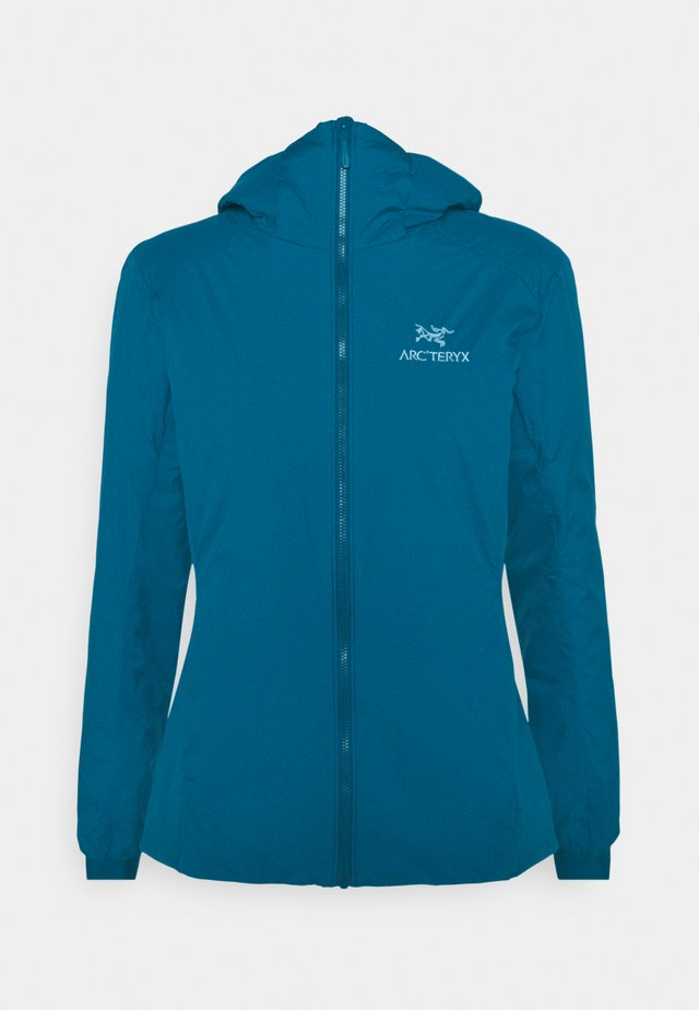 ATOM LT HOODY WOMENS - Giacca outdoor - reflection