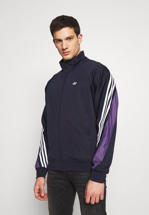 SPORT INSPIRED TRACK TOP - Training jacket - white
