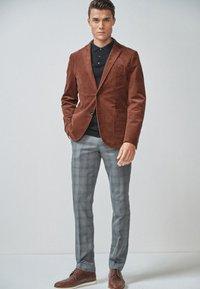 Next - CORD - Blazer jacket - brown - 1