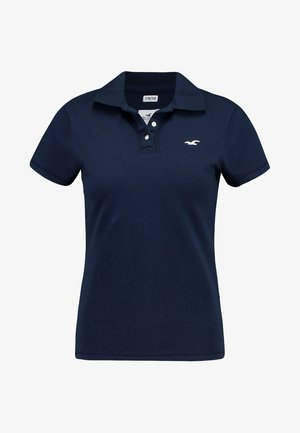 SHORT SLEEVE CORE - Polo shirt - navy