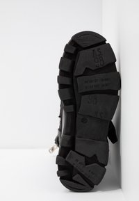 A.S.98 - Platform boots - nero - 6