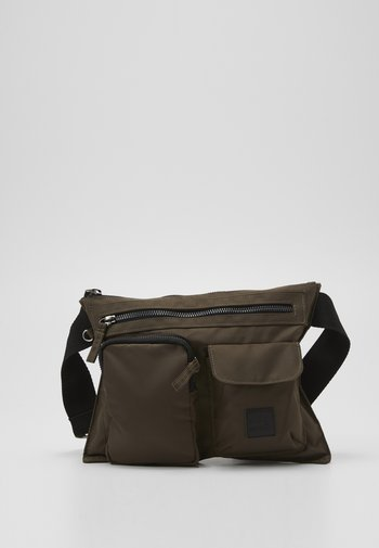 UTILITY POUCH - Across body bag - olive night