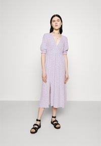 Monki - REESE DRESS - Day dress - lilac - 0