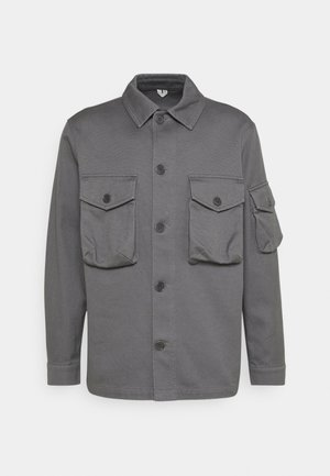 HIKING OVERSHIRT - Skjorta - grey
