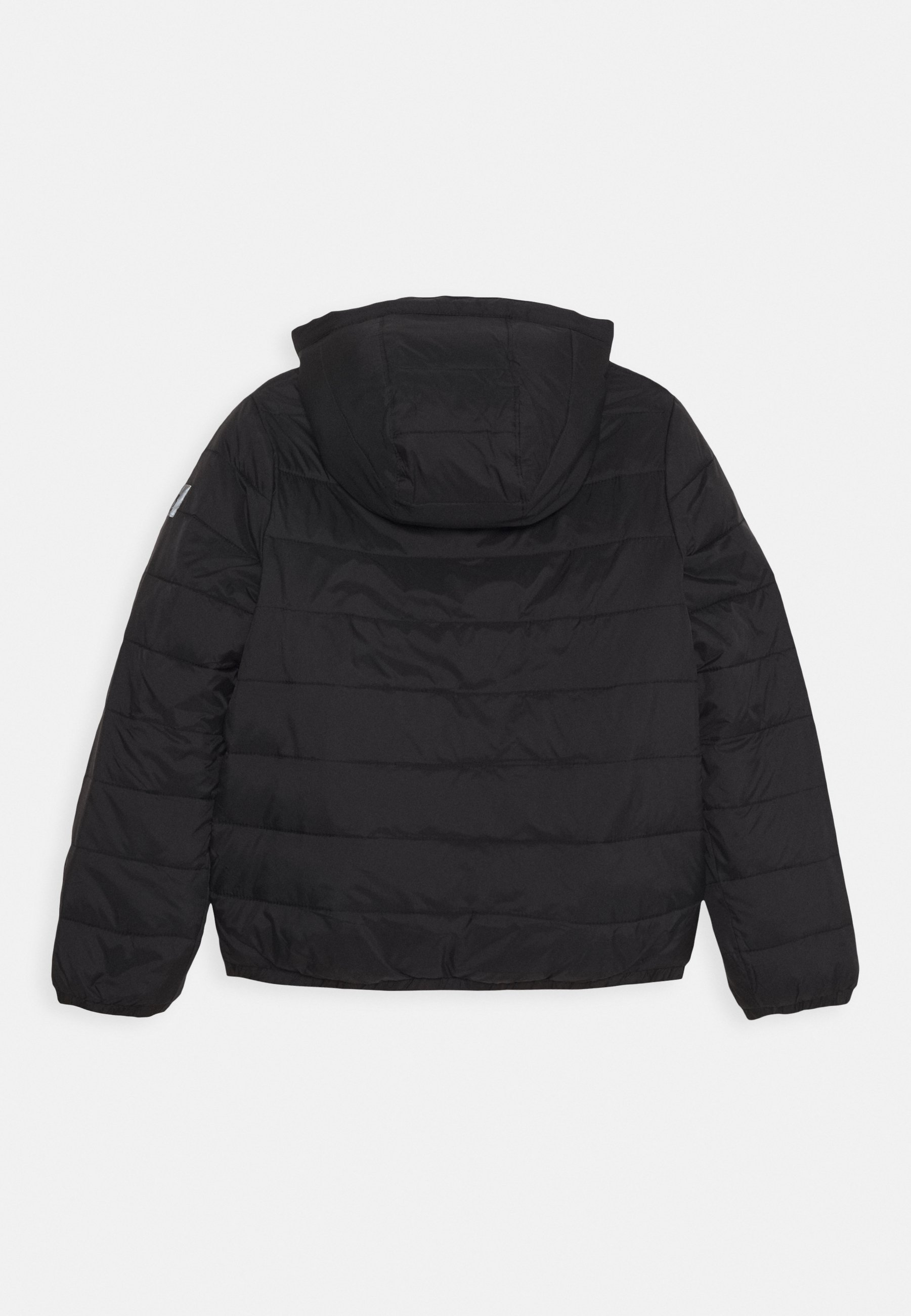 Abercrombie & Fitch Cozy Puffer - Winter Jacket Black