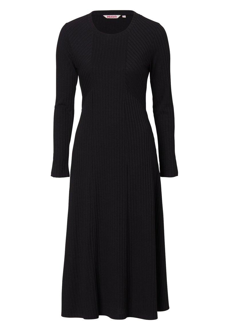 Indiska - ARA - Jumper dress - black