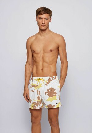 SPOTFISH - Short de bain - natural