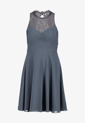 Cocktail dress / Party dress - moss grey