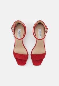 Steven New York - JUDY - Sandals - red - 5