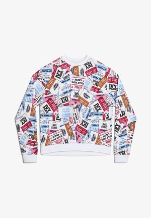 IVY PARK SKI TAG CREW SWEATSHIRT (ALL GENDER) - Sweatshirt - multicolor