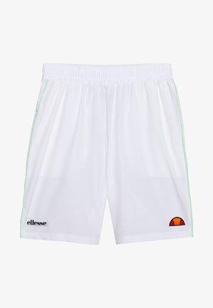 FAB - Urheilushortsit - white