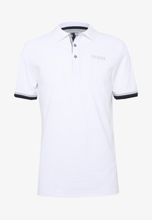 CLANCY  - Polo shirt - blanc pur