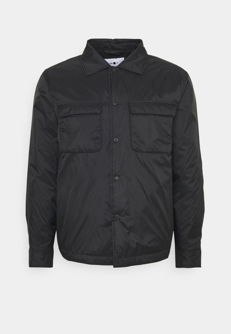 NN07 - COLUMBO  - Light jacket - black