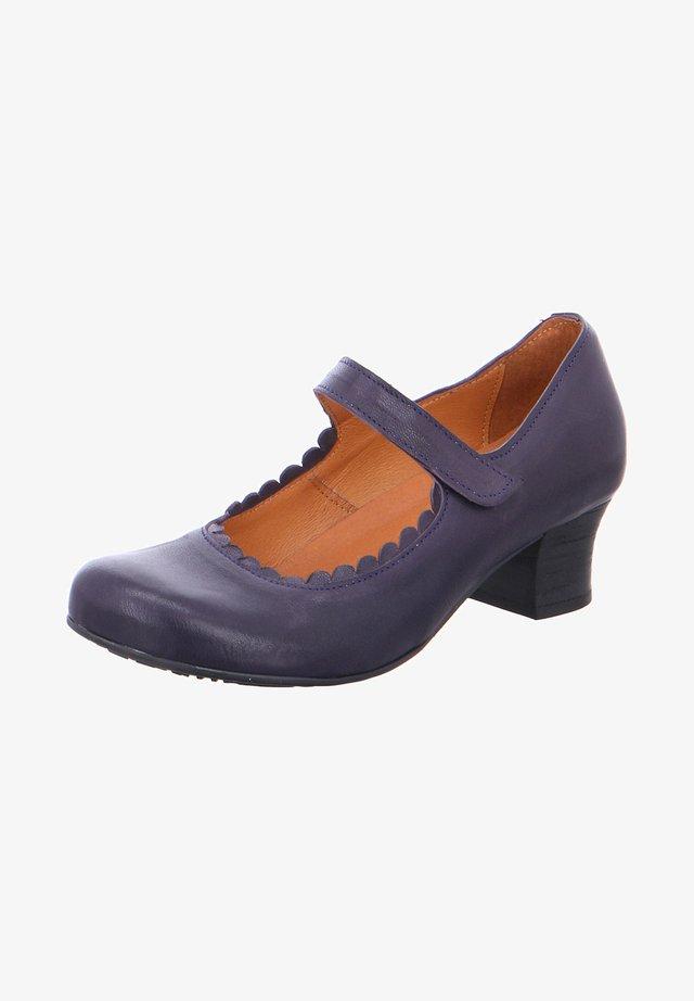 MINTHY - Classic heels - blau