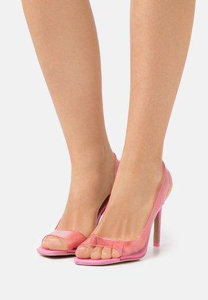 AMAYAA - Sandals - pink