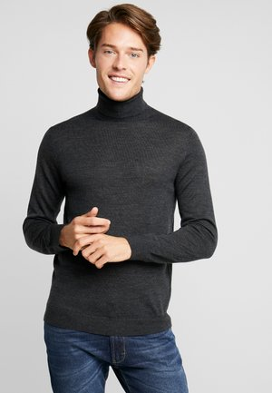 MENOS - Jumper - heather anthracite