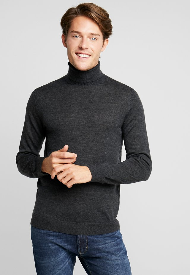 MENOS - Maglione - heather anthracite