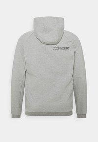 Ellesse - RALLA ZIP HOODY - Sweatshirt - grey marl - 1