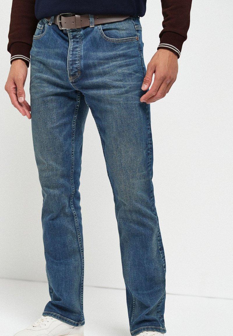 Next - Bootcut jeans - blue denim