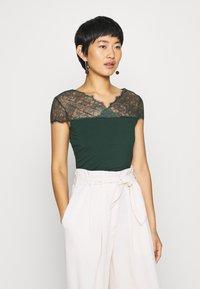 Anna Field - T-shirts med print - teal - 0