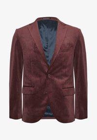 Matinique - Blazer jacket - tawny port - 4