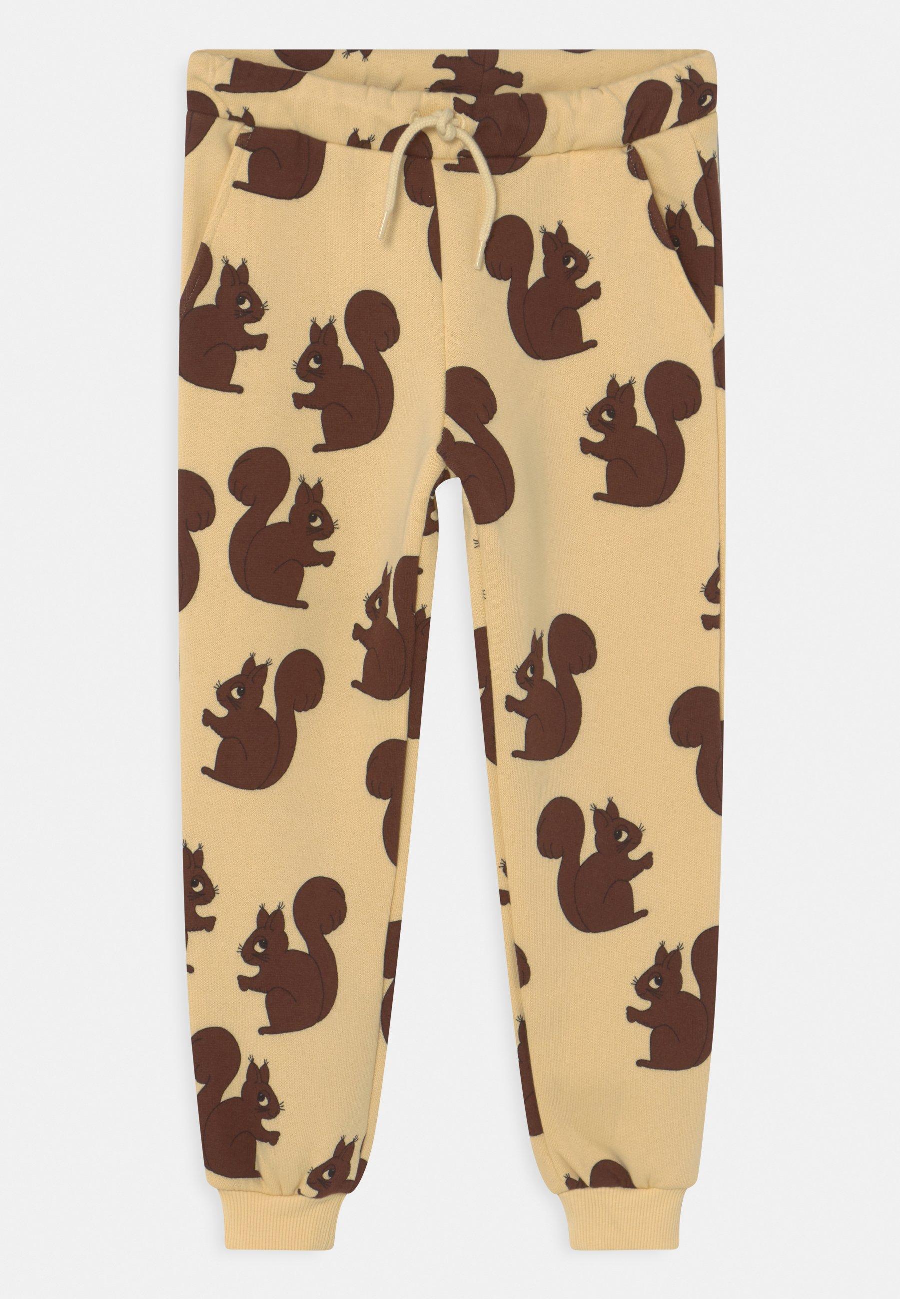 Kids SQUIRREL UNISEX - Trousers