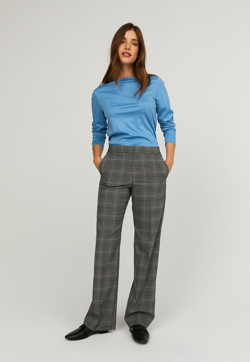 STOCKH LM - MARIA  - Trousers - check