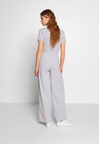 Lacoste - Tracksuit bottoms - silver chine - 2