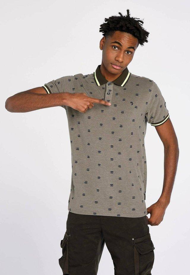 Poloshirt - groen