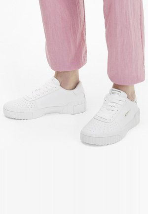 Sneaker low - white-white