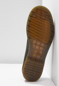 Dr. Martens - 1461 - Šněrovací boty - black - 4