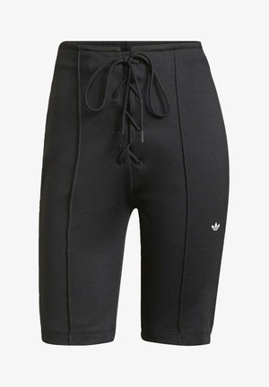 LACED ORIGINALS TREFOIL MOMENTS SHORTS FITTED - Szorty - black