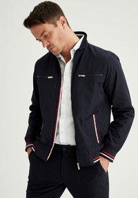 DeFacto - Light jacket - navy - 3