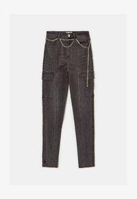 TALLY WEiJL - Jeans Skinny Fit - gry - 4