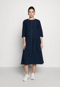 esmé studios - THELMA DRESS - Day dress - dark sapphire - 0