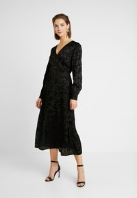 Pieces - PCALIA  - Day dress - black - 0