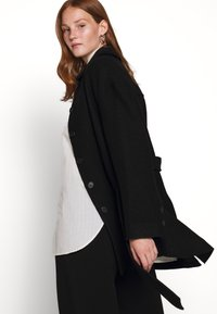 Filippa K - LIMA COAT - Short coat - black - 5