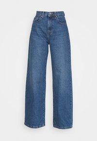 ONLHOPE LIFE - Bootcut jeans - medium blue denim
