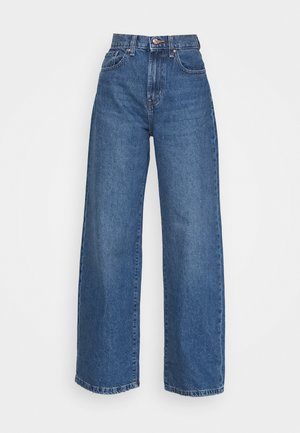 ONLHOPE LIFE - Bootcut jeans - medium blue denim