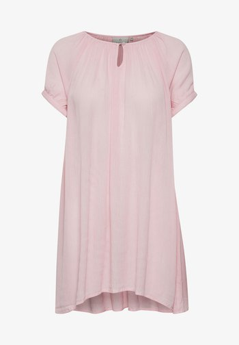 AMBER - Tunic - candy pink