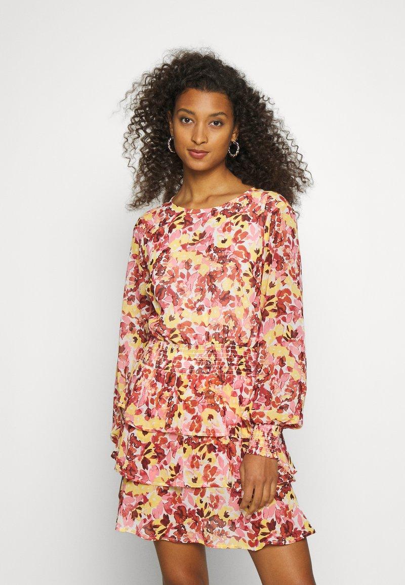 Gina Tricot - ALVA DRESS - Kjole - multicoloured