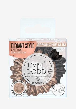 SPRUNCHIE SLIM - Hair styling accessory - true golden
