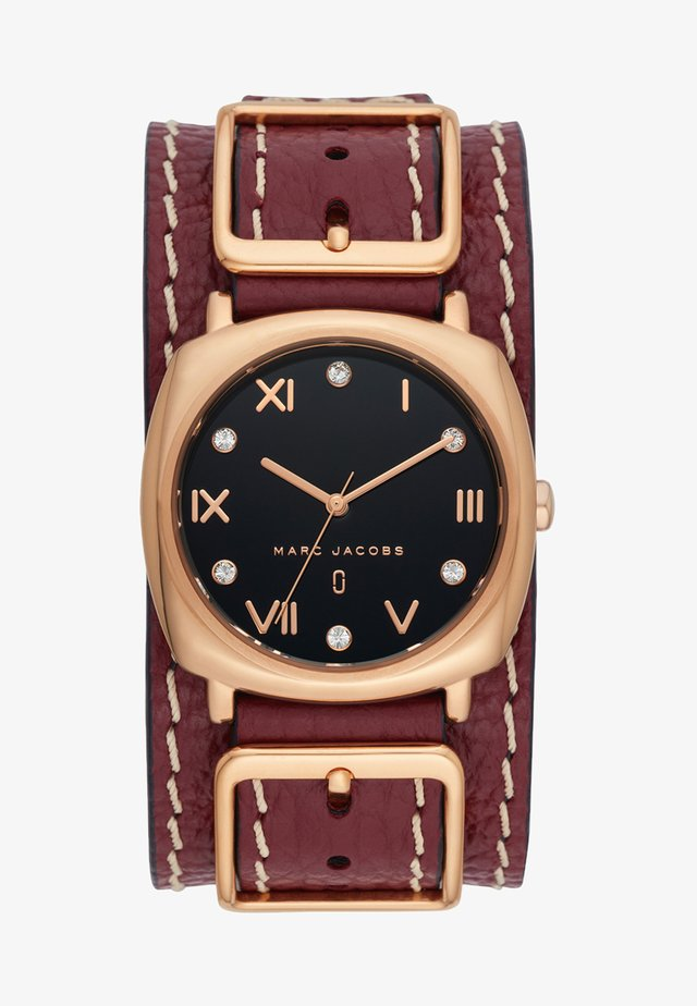 MANDY - Uhr - rot