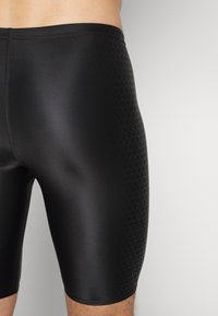 Speedo - PLACEMENT JAMMER - Swimming trunks - black/oxid grey - 2