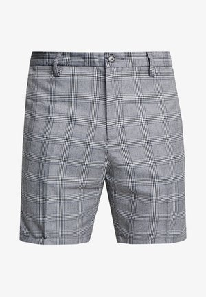 THOMASCHECK - Shorts - black/white