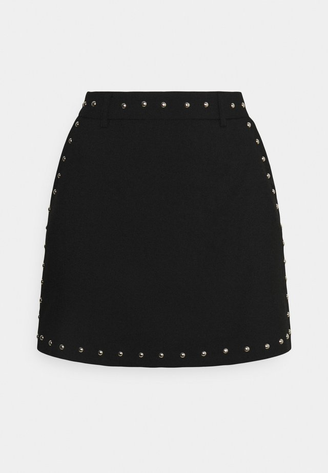 SKIRT - Minikjol - black