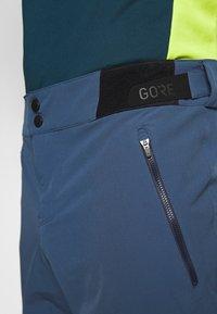 Gore Wear - SHORTS - kurze Sporthose - deep water blue - 4