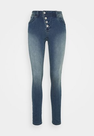 MALIBU - Slim fit jeans - 4220-middle blue